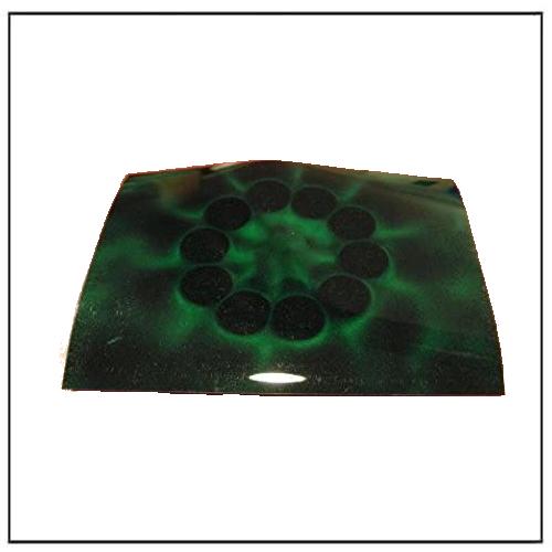Permanent Magnet Pattern Detector Sheet