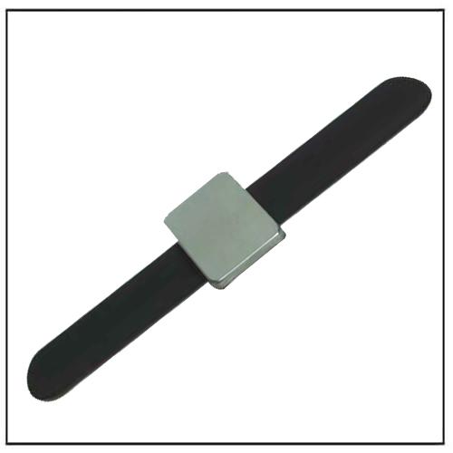 Black Color Magnetic Wrist Pin Cushion