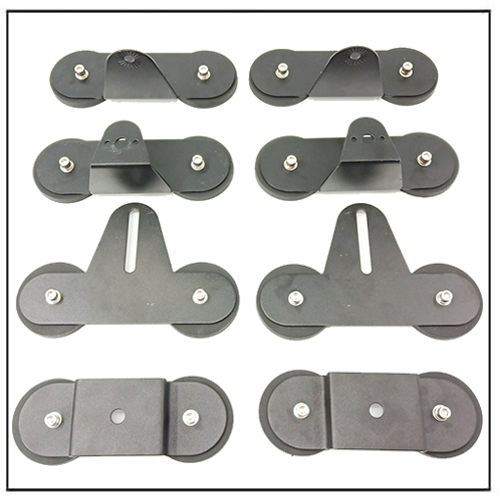 D88 D66 Roof Magnet Brackets for Vehicle Led Warning Flashing Light Bars