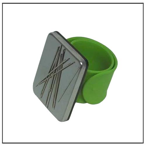Green Magnetic Bobbies Pin Hair Clips Bracelet