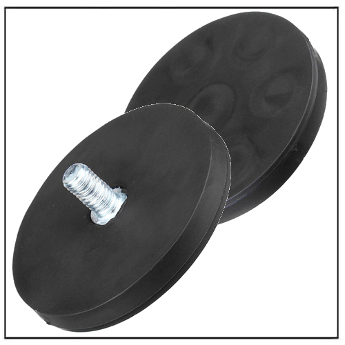 LED Working Light Magnetic Round Base Mount 66mm