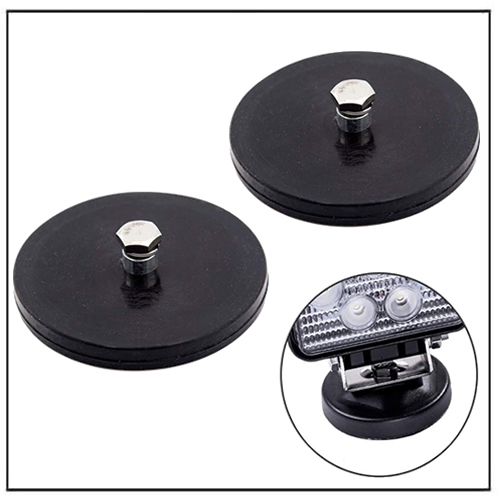 Off Road Magnetic Base Mount Holder for All of LED Fog Lights Led Off Road Lights