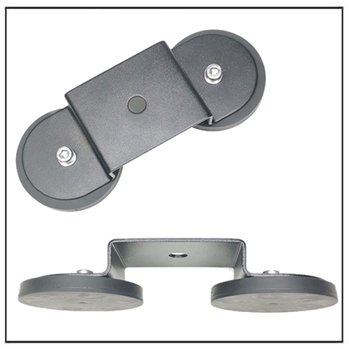 Rubber Coated Magnetic Light Bar Mounts