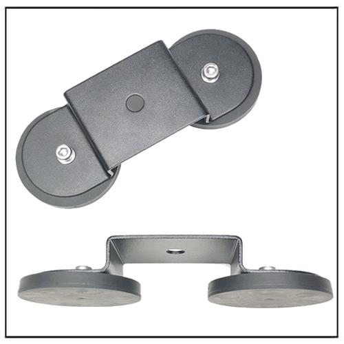 Rubber Coated Magnetic Light Bar Mounts