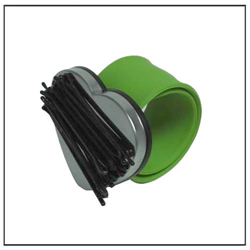 Salon Magnetic Hair Grip Bracelet for Hiar Pins Clips Hairdressing Styling