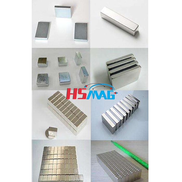 Usages of Neodymium Block Magnets