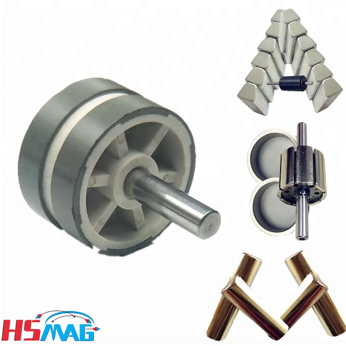 What is A Magnet Rotor Made of Magnetic Assemblies