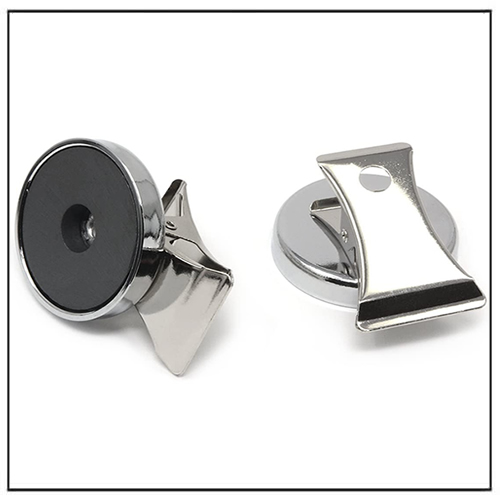 Stainless Steel Hinge Magnet Grip Clips Clamps