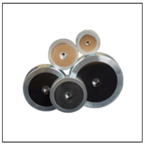 Custom 100% Powerful Neodymium Cup Magnets with Through Hole