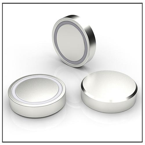 NdFeB Flat Pot Magnets