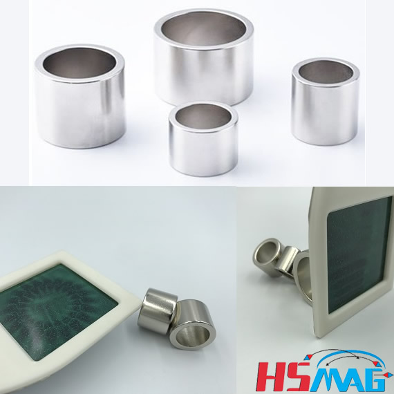 Neodymium Multipole Radial Ring Magnets