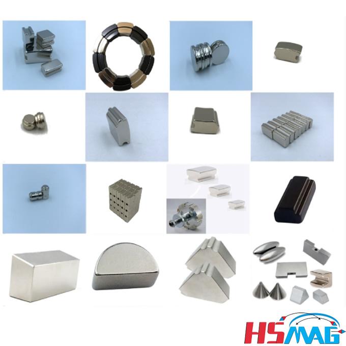 Neodymium Stepped & Special Magnets