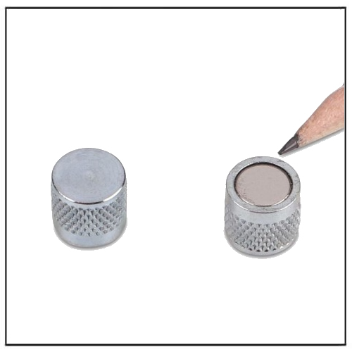 Non-slip Surface Neo Holding Pot Magnets for Frige and Whiteboard