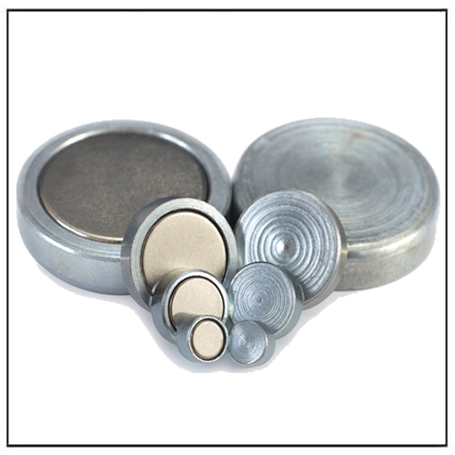 Plain Neodymium Pot Magnets