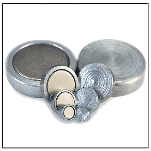 Plain Neodymium Pot Magnets