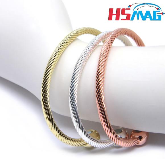 Magnetic Energy In A Bracelet