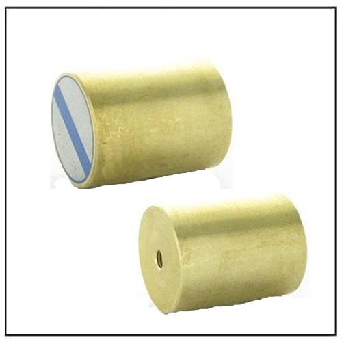 Magnets Deep Pot with Internal Thread NdFeB, Fitting Tolerance h6
