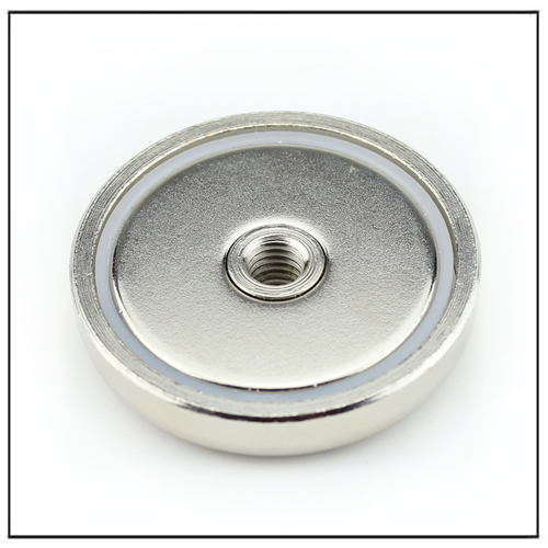 Threaded Tapped Screw NdFeB Magnet with Excellent Magnetic Performance