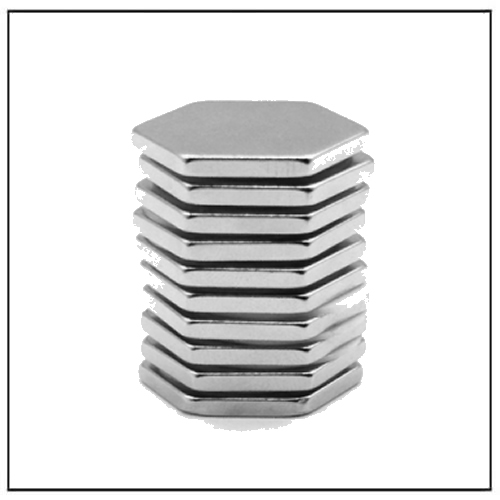 Ultra-precision Neodymium Strong Hexagonal Magnets