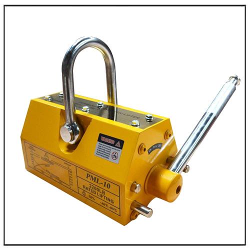 2200lb 1000KG Magnetic Lifter Steel Crane Hoist Lifting Neodymium Magnet