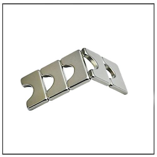 Amazing Sintered NdFeB Irregular Custom Design Magnets