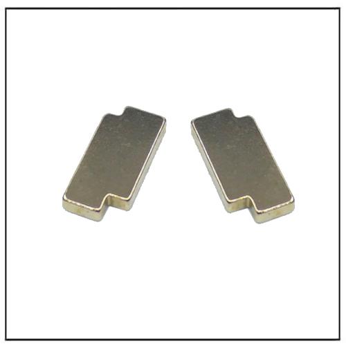 Customer Design NdFeB Special Rectangular Shaped Magnets