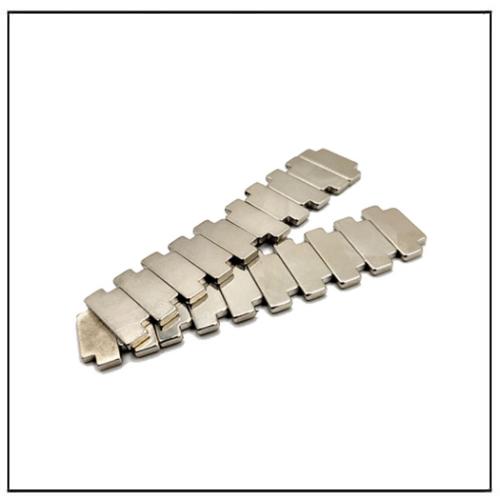 Drawing Design NdFeB T-shaped Ladder Shape Magnets