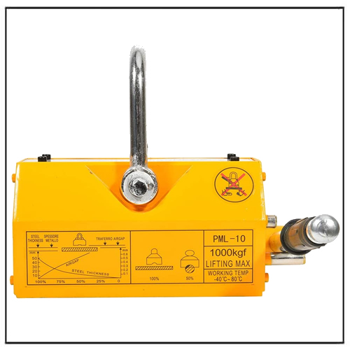 Heavy Duty Crane Hoist Neodymium Magnetic Lifting 2200lbs