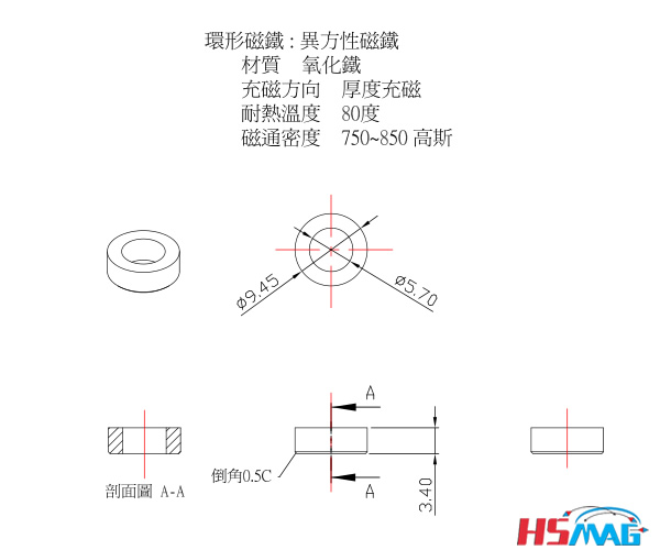 Importance of Magnet Drawings for Magnet Manufacturer