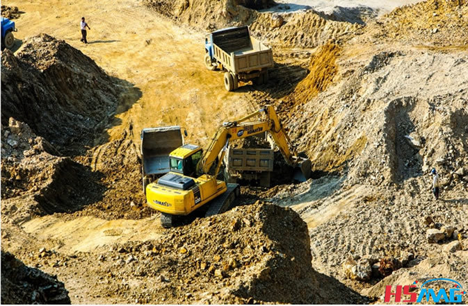 Myanmar-China's Main Supplier of Medium and Heavy Rare Earths