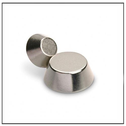 N45 Cone Shape Conical Neodymium Magnets