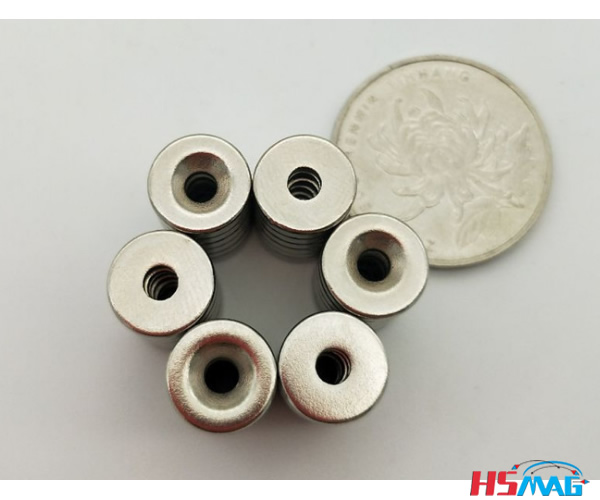 Order Counterbore Magnet As Your Requirement
