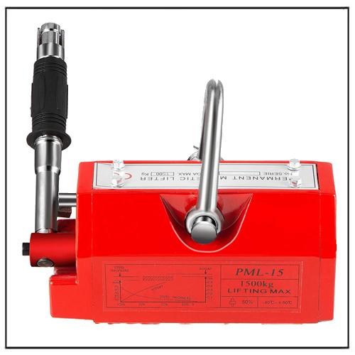 Permanent Magnetic Lifter Lifting PML Magnet Hoist Crane Heavy Duty 1.5T