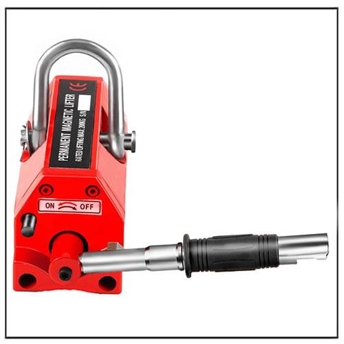 200KG Strong Magnetic Crane Permanent Magnet Sucker