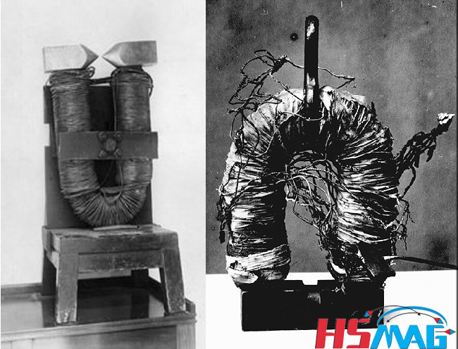 The History of Electromagnets