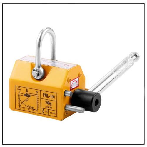 100Kg Capacity Steel Neodymium Magnetic Lifter PML-100