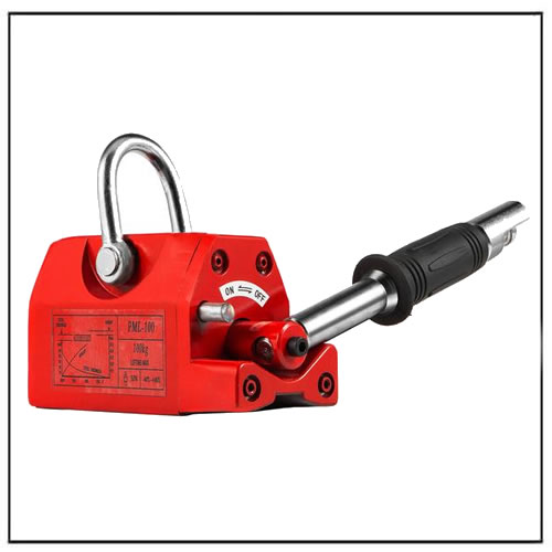 100kg 220lb Magnetic Lifter Lifting Magnet Neodymium Iron