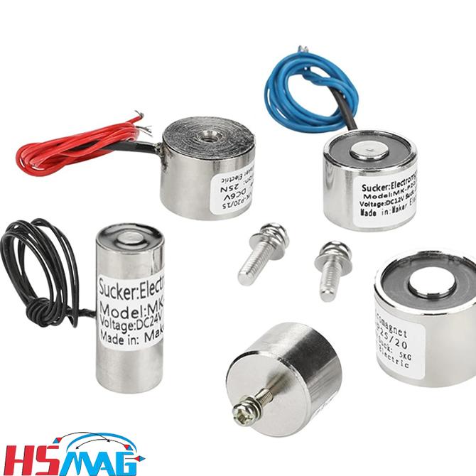 ELECTROMAGNETS ELECTRIC HOLDING MAGNETS (EM)