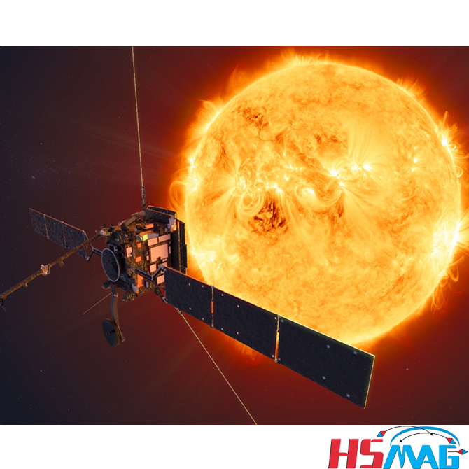 Magnetics Technology Flying Mission to the Sun
