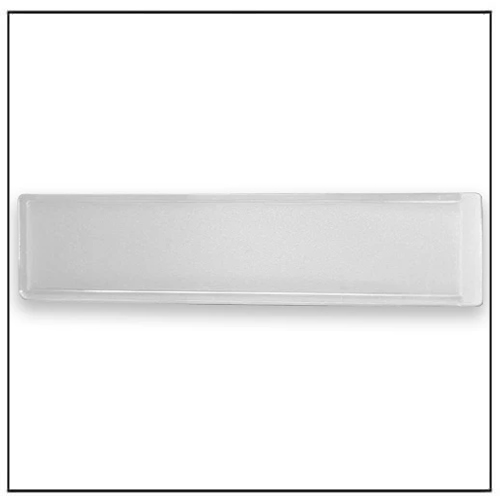Plastic Covered Magnetic Card Pocket 110mm Length