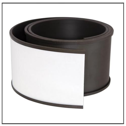 C-Channel Magnetic Label Holder Strip 80mm