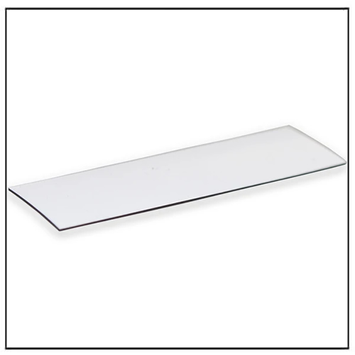 Warehouse White PVC Magnetic Labels 200mm x 25mm