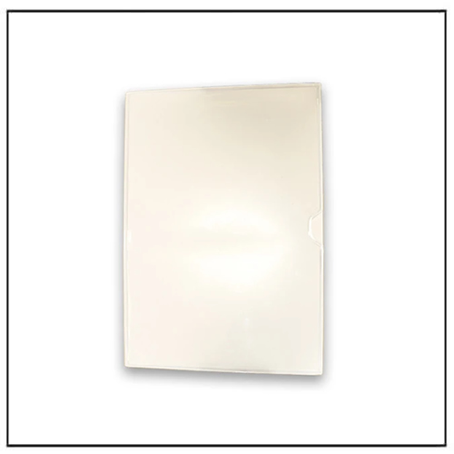 White Card Flexible Magnetic Holder