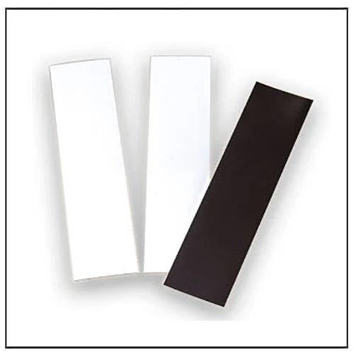 Write Pre-cut Magnetic Shelf Labels 200mm x 50mm
